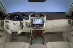 2011 Toyota Avalon Cockpit in Ivory