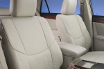 2011 Toyota Avalon Front Seats in Ivory