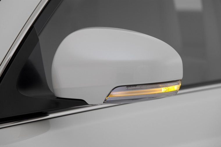 2012 Toyota Avalon Door Mirror Picture