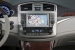 Picture of 2012 Toyota Avalon Navigation Screen