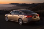 2013 Toyota Avalon Limited in Champagne Mica - Static Rear Left Three-quarter View