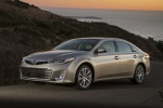 2014 Toyota Avalon Limited in Creme Brulee Mica - Static Front Left Three-quarter View