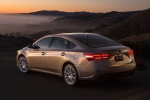 2014 Toyota Avalon Limited in Creme Brulee Mica - Static Rear Left Three-quarter View