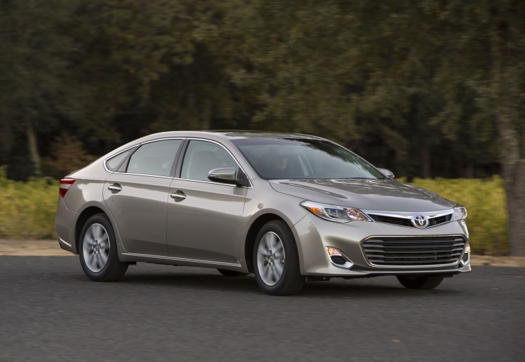 2015 Toyota Avalon XLE Picture