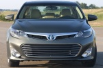 2015 Toyota Avalon Hybrid in Magnetic Gray Metallic - Static Frontal View