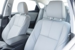 Picture of 2016 Toyota Avalon Limited Front Seats in Light Gray