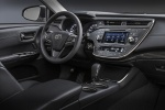 2017 Toyota Avalon Touring Interior in Black