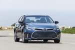 2017 Toyota Avalon Limited in Parisian Night Pearl - Driving Front Right View