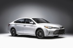 2017 Toyota Avalon Touring in Blizzard Pearl - Static Front Right Three-quarter View
