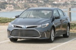 2017 Toyota Avalon Hybrid Limited in Magnetic Gray Metallic - Static Front Left View