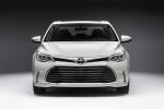 2017 Toyota Avalon Touring in Blizzard Pearl - Static Frontal View