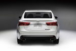 2018 Toyota Avalon Touring in Blizzard Pearl - Static Rear View