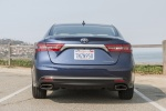 2018 Toyota Avalon Limited in Parisian Night Pearl - Static Rear View