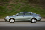 2010 Toyota Camry LE in Magnetic Gray Metallic - Driving Side View