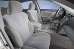 2010 Toyota Camry Hybrid Front Seats in Ash