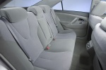 Picture of 2010 Toyota Camry Hybrid Rear Seats in Ash