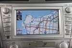 Picture of 2010 Toyota Camry Hybrid Navigation Screen