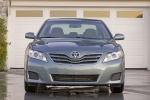 2010 Toyota Camry LE in Magnetic Gray Metallic - Static Frontal View