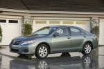 Picture of 2010 Toyota Camry LE in Magnetic Gray Metallic