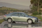 2010 Toyota Camry LE in Magnetic Gray Metallic - Static Right Side View
