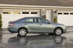2011 Toyota Camry LE in Magnetic Gray Metallic - Static Side View