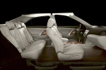 Picture of 2011 Toyota Camry LE Interior in Bisque