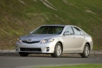 Picture of 2011 Toyota Camry Hybrid in Classic Silver Metallic