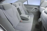 Picture of 2011 Toyota Camry Hybrid Rear Seats in Ash