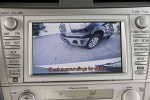 Picture of 2011 Toyota Camry Hybrid Rearview Screen
