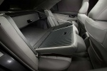 2012 Toyota Camry XLE Rear Seats Folded