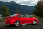 Picture of 2012 Toyota Camry XLE in Barcelona Red Metallic