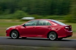2012 Toyota Camry SE in Barcelona Red Metallic - Driving Side View
