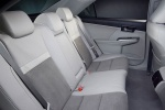 Picture of 2012 Toyota Camry Hybrid XLE Rear Seats