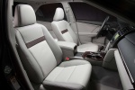 2012 Toyota Camry XLE Front Seats