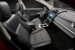 Picture of 2013 Toyota Camry SE Front Seats in Black/Ash