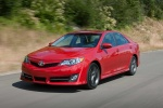 Picture of 2014 Toyota Camry SE in Barcelona Red Metallic