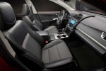 Picture of 2014 Toyota Camry SE Front Seats in Black/Ash