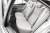 2015 Toyota Camry SE Rear Seats Picture