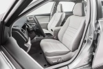 2015 Toyota Camry SE Front Seats