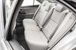 2015 Toyota Camry SE Rear Seats