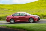 2015 Toyota Camry XSE in Ruby Flare Pearl - Driving Side View