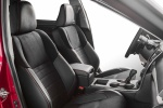 2015 Toyota Camry XSE Front Seats