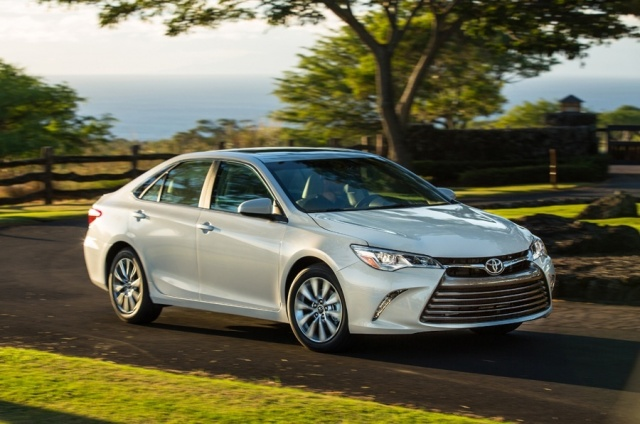 2017 Toyota  Camry Picture