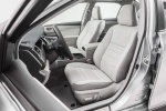 2017 Toyota Camry SE Front Seats