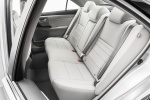 2017 Toyota Camry SE Rear Seats