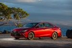 2017 Toyota Camry XSE in Ruby Flare Pearl - Status Side View
