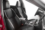 2017 Toyota Camry XSE Front Seats