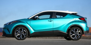 Research the Toyota C-HR
