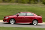 Picture of 2010 Toyota Corolla XRS in Barcelona Red Metallic