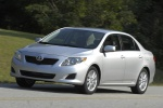 Picture of 2010 Toyota Corolla XLE in Classic Silver Metallic